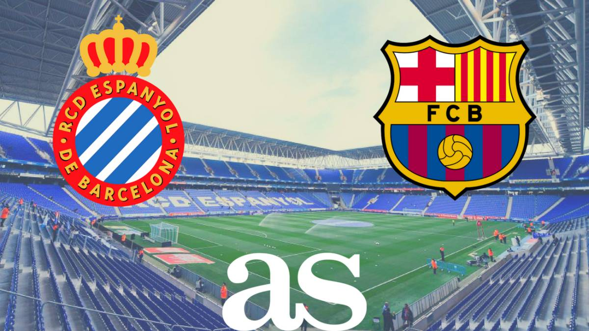 Espanyol vs Barcelona: how and where to watch: times, TV, online