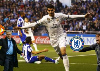 Morata's future lies away from the Bernabéu