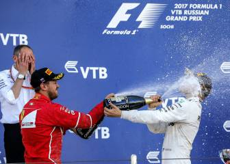 Bottas batters his way to first GP triumph