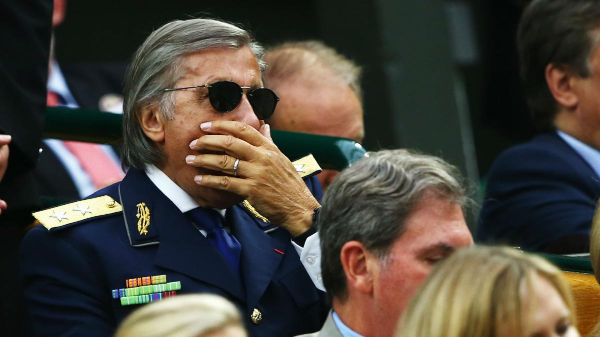 Nastase banned from Royal Box at Wimbledon