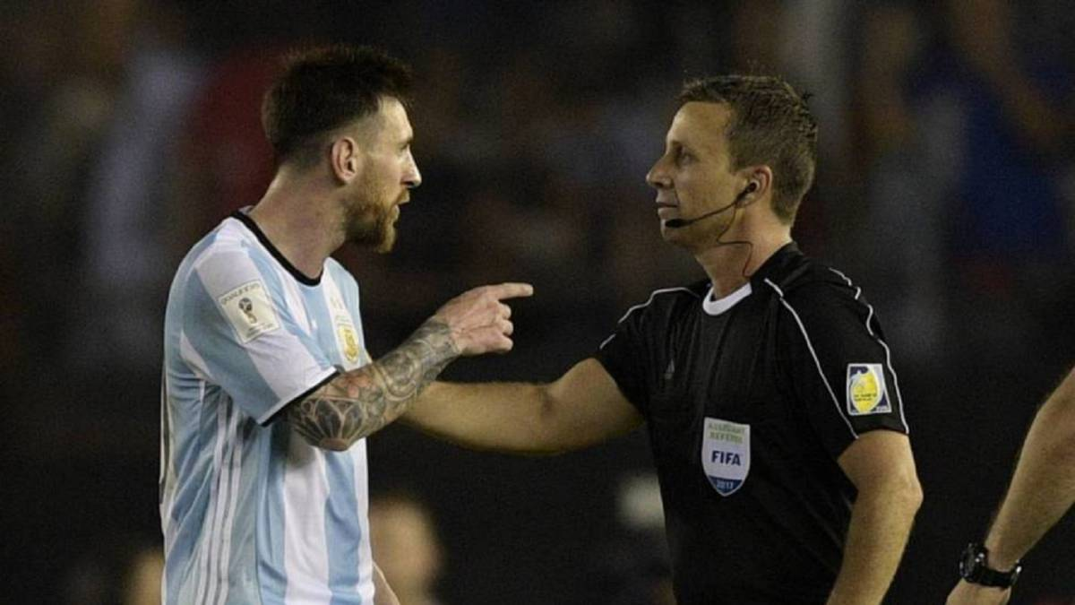 FIFA overturn Messi ban for abuse of fourth official, free to play World Cup qualifiers
