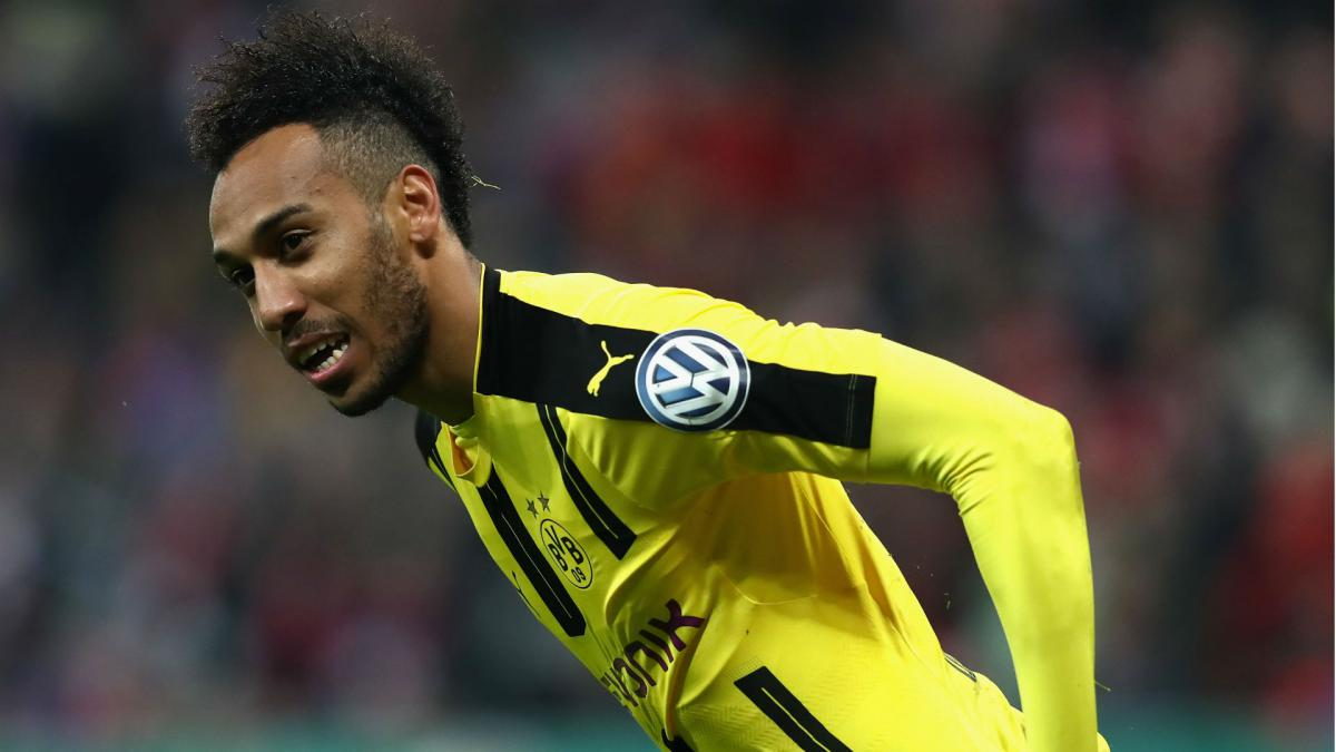 Tuchel 'totally relaxed' over Aubameyang's Dortmund future