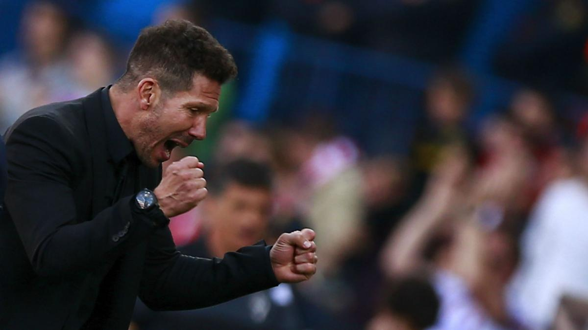 Simeone: Nothing is impossible for Atletico Madrid