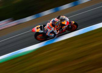 Pedrosa just pips team mate Márquez to pole in Jerez