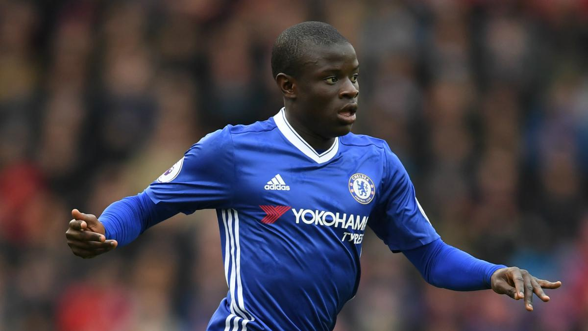 Chelsea star Kante beats Hazard and Alli to FWA Footballer of the Year award