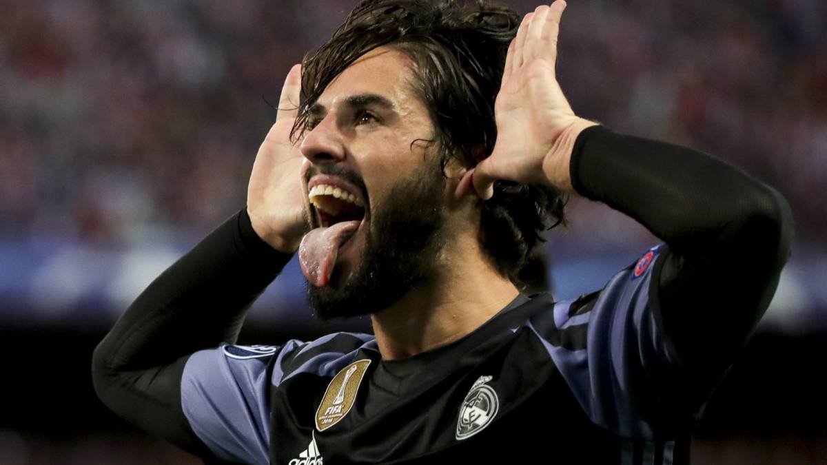 Real Madrid equal Bayern scoring record in Atlético Madrid clash