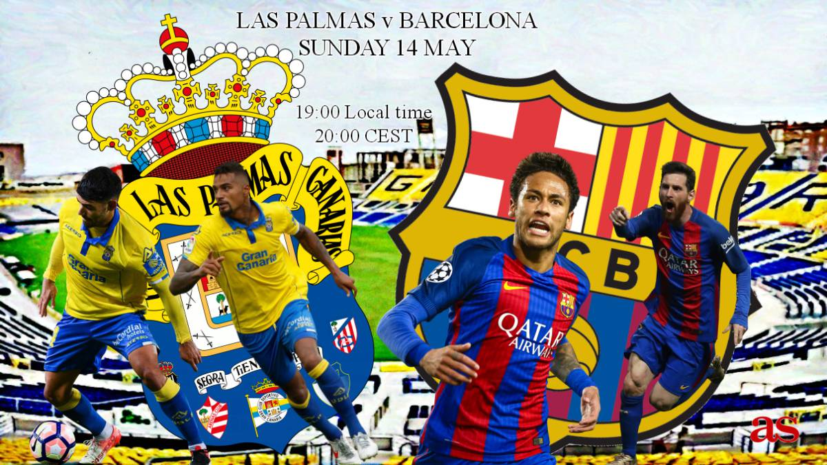 Las Palmas v Barcelona: How and where to watch the match