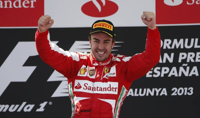 McLaren Honda driver Fernando Alonso made it clear that winning is what matters to him, and also stated that he would like to continue in Formula One.