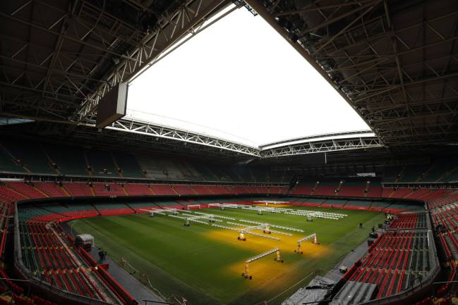 The Principality Stadium in Cardiff will host the 2017 Champions League final between Juventus and Real Madrid.