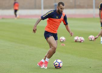 PSG outcast Jese keen for Las Palmas stay
