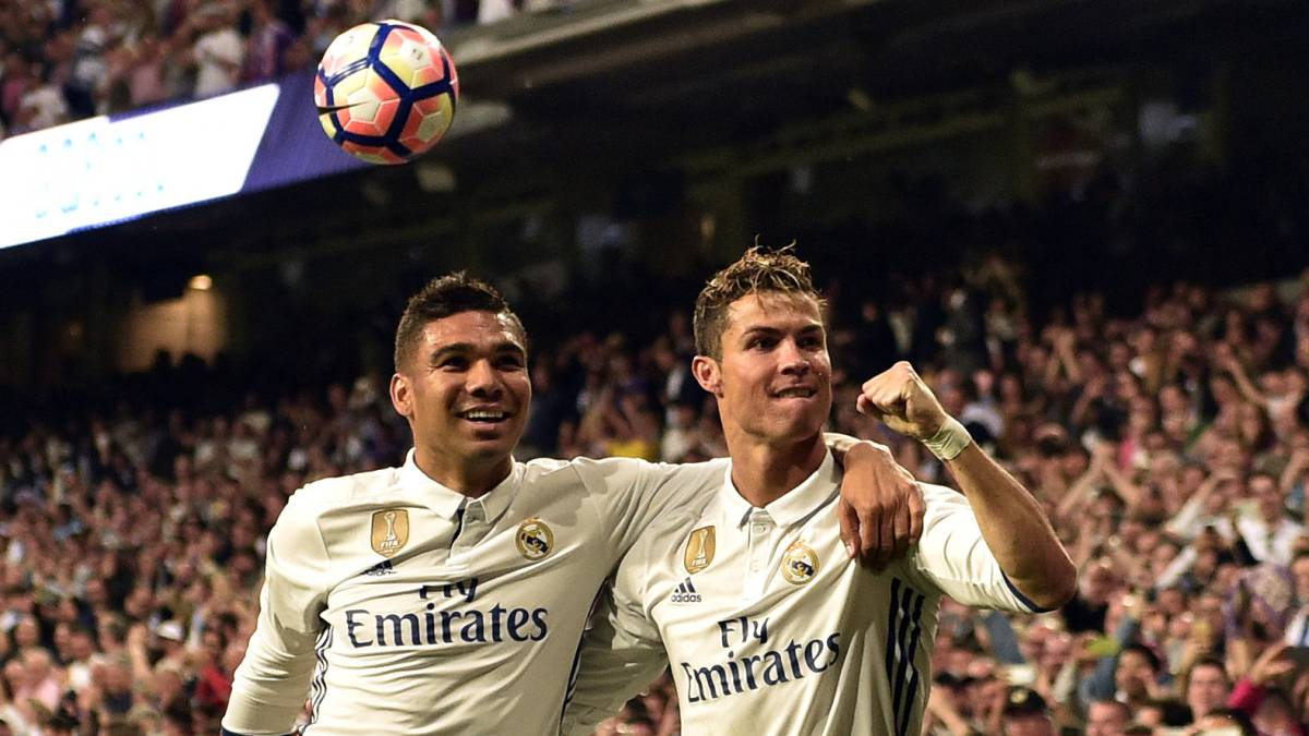 Real Madrid 4-1 Sevilla: LaLiga 2017 match report as Ronaldo, Kroos and Nacho seal win