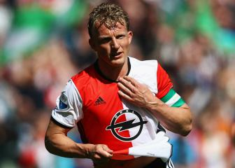 Kuyt hat-trick helps Feyenoord win first Eredivisie title in 18 years