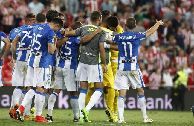 Deportivo drew at Villarreal to leave Sporting Gijón needing a miracle to survive. Leganés will also play in La Liga next season after a draw at Athletic.