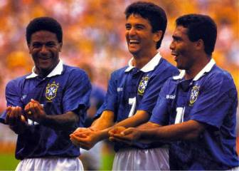 Bebeto celebration son Mattheus signed by Sporting CP