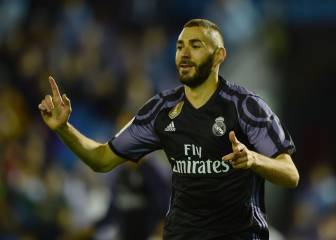 Real Madrid come out on top of fiery affair at Balaidos