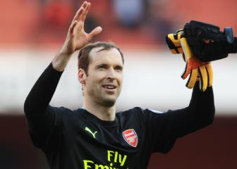 Arsenal playing in Europa League would not be so bad, insists Cech