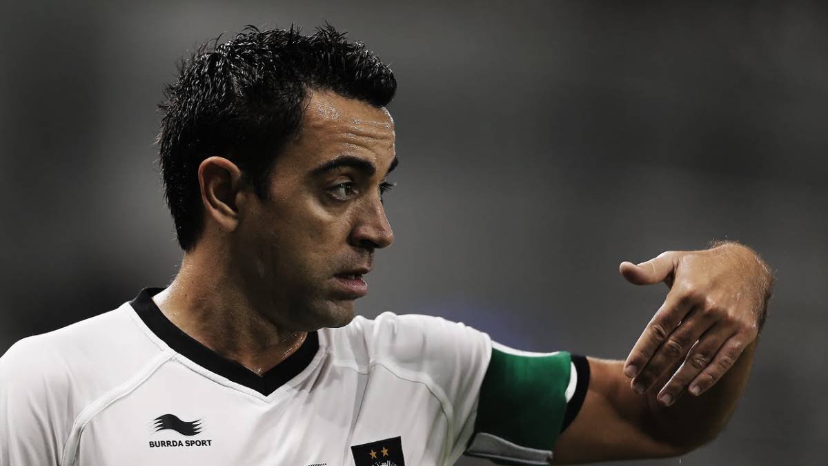 "Xavi: ""I'd like to see Buffon lift the Champions League trophy"""