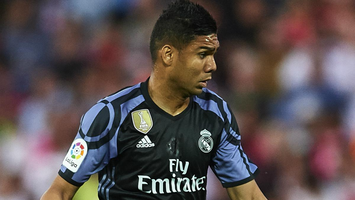 Real Madrid would be deserving LaLiga champions – Casemiro
