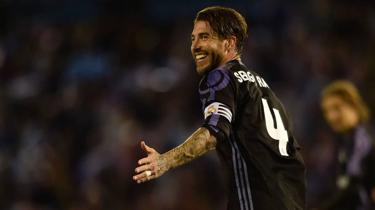 Ramos moves up to sixth on all-time winning Real Madrid list