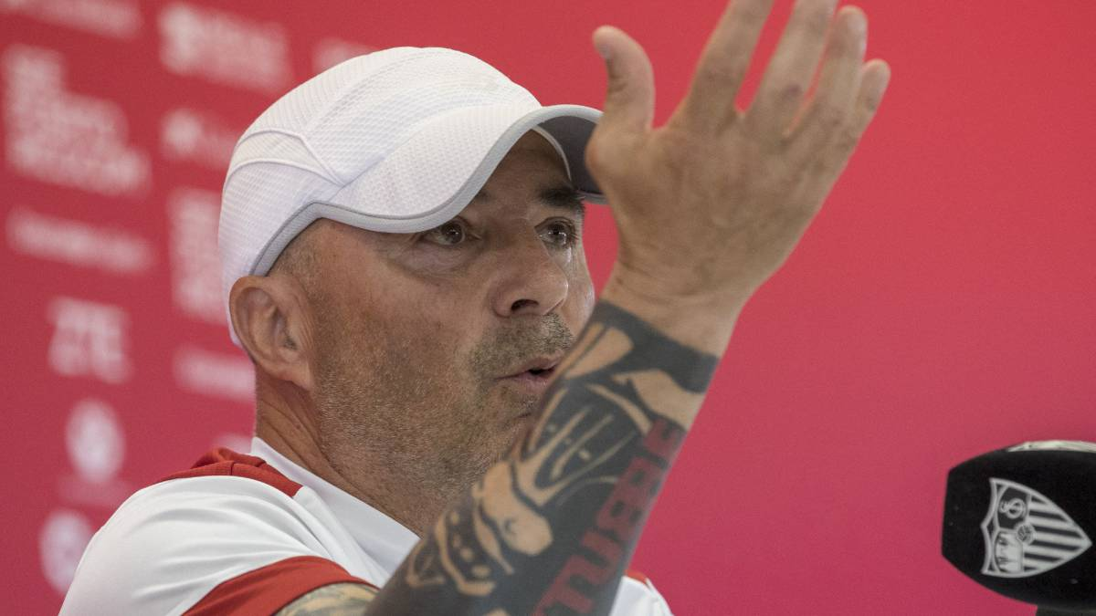 Sampaoli confirms his desire to take over the Argentina job