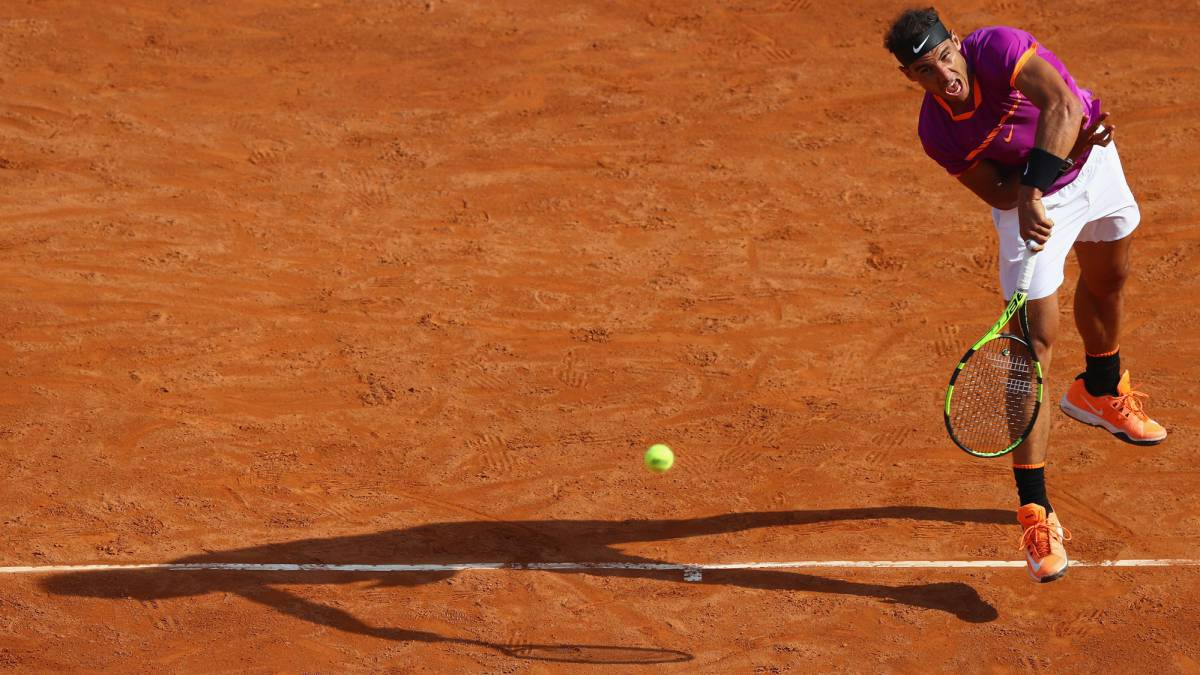 Nadal targets French title after defeat to Thiem in Rome