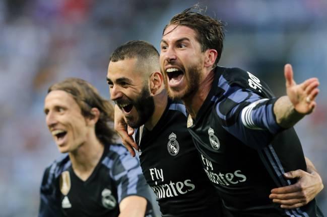 0fcb276c3 Real Madrid win LaLiga 2016 2017 - AS.com