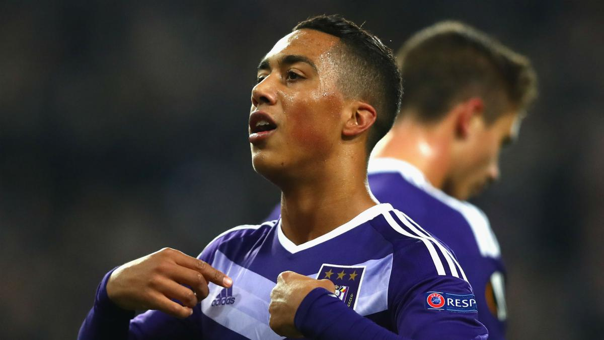 Anderlecht confirm Tielemans set to join Monaco