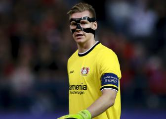Leverkusen goalkeeper Leno dreams of Real Madrid move