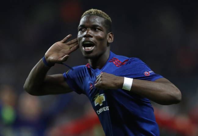 Pogba and Mhkitaryan scored the goals as Mourinho's side stifled a youthful Ajax team to become the 2017 Europa League champions in Stockholm.