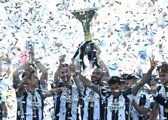 Champions League final bitesize news: Juventus