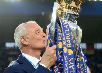 Ranieri eager for return amid Palace and Watford rumours