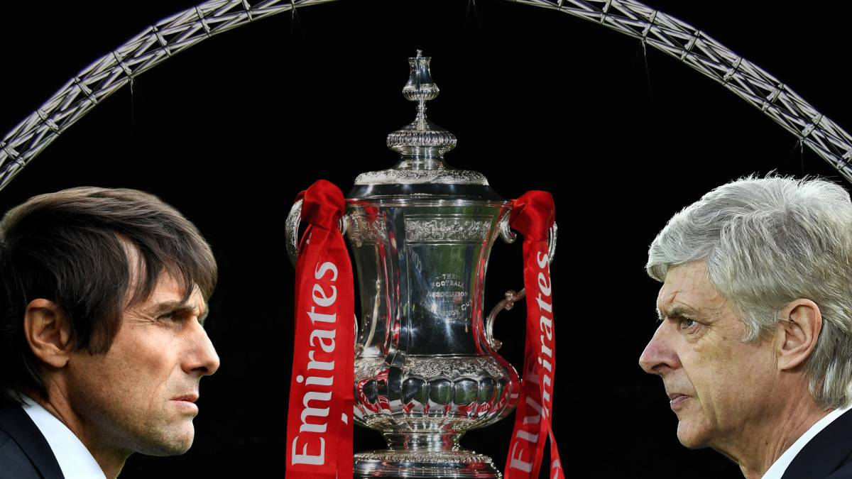 Arsenal vs Chelsea FA Cup final 2017: times, tv, online
