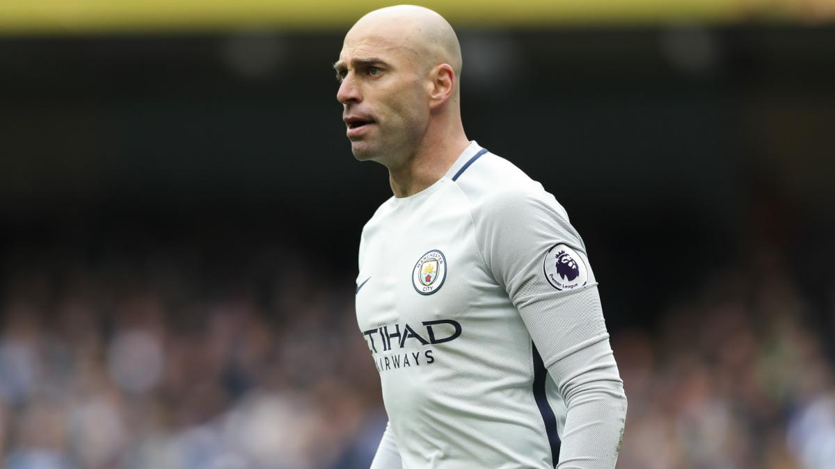 Caballero the latest to depart Manchester City