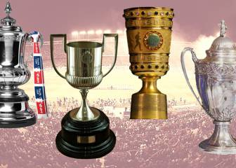 Copa del Rey, FA Cup, DFB Pokal...cup final fever hits Europe