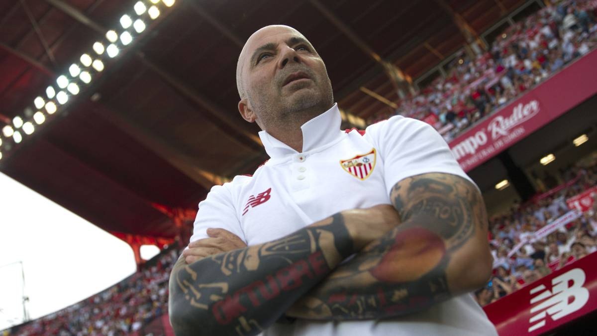 Sevilla and Argentina reach agreement on Sampaoli