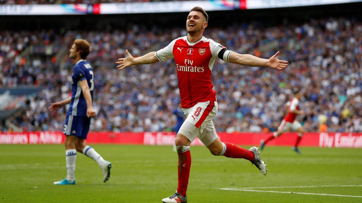 Alexis and Ramsey on target as Arsenal beat Chelsea in FA Cup