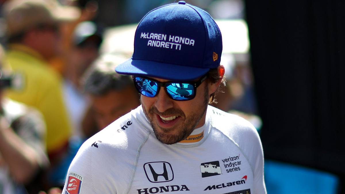 "Fernando Alonso: ""I'm not here for a week off; I'm here to race"""