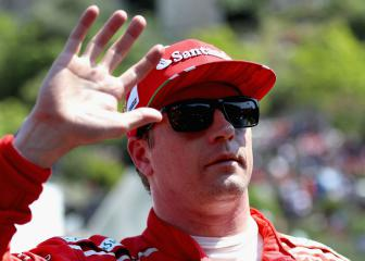 Raikkonen storms to Monaco pole, Hamilton to start in 14th