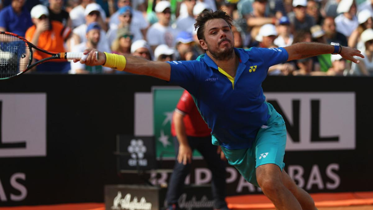 Wawrinka on Swiss roll with Geneva triumph