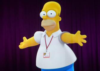 At last, Homer takes his place in Baseball Hall of Fame