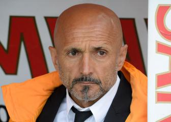Roma part ways with Spalletti