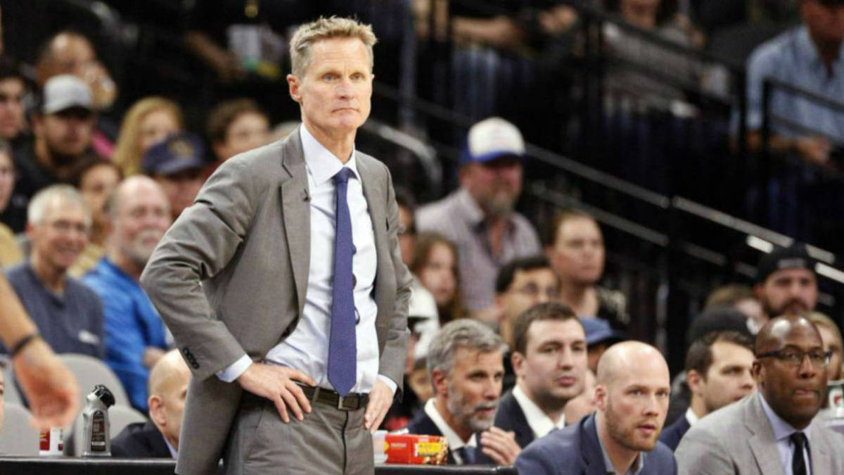 Steve Kerr is not well enough to coach the Golden state Warriors in Game 1 of the NBA Finals