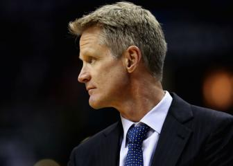 Warriors coach Kerr 'surprised' Cavs are considered underdogs