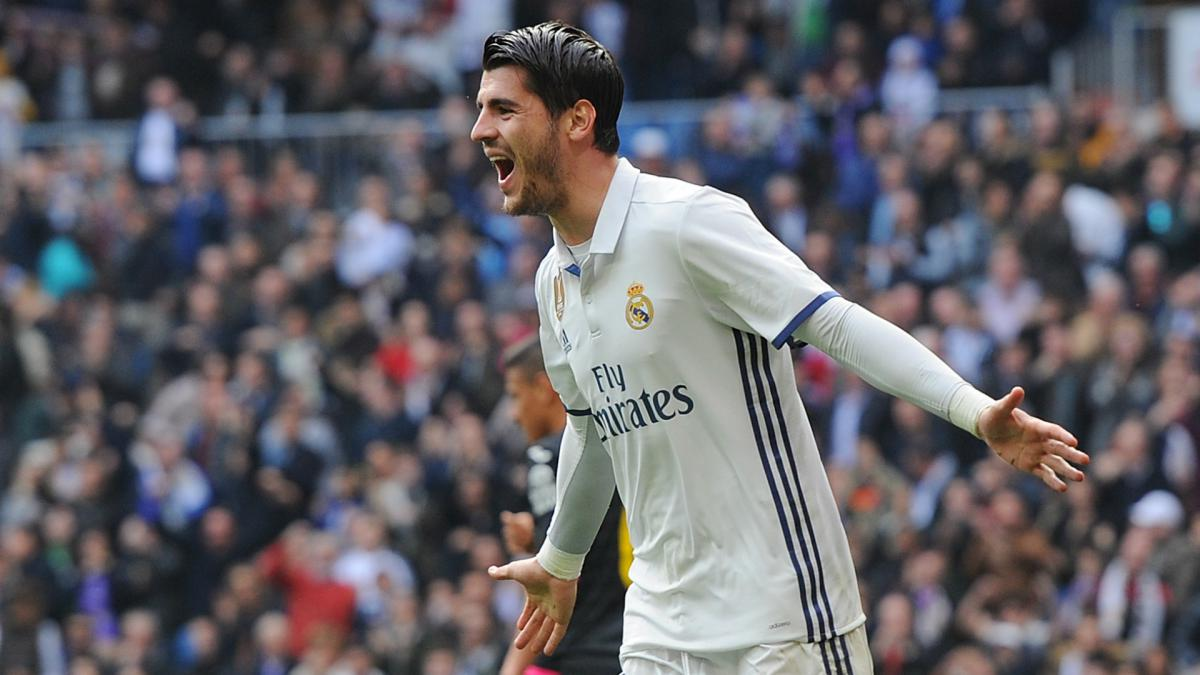 Montella would welcome Morata with open arms