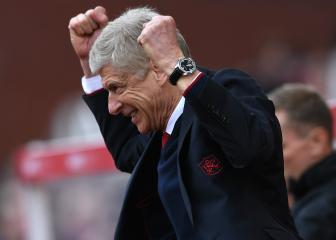 Wenger asks Arsenal fans for unity after continuing 'love affair'