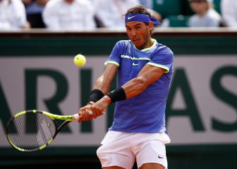 Imperious Nadal outclasses Haase
