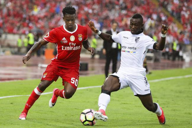 Benfica's Nelson Semedo, the subject of interest from United and Barcelona, revealed to O Jogo that right back has not always been his natural position.