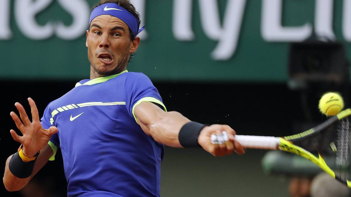Nadal romps to third-round win over Basilashvili at Roland Garros