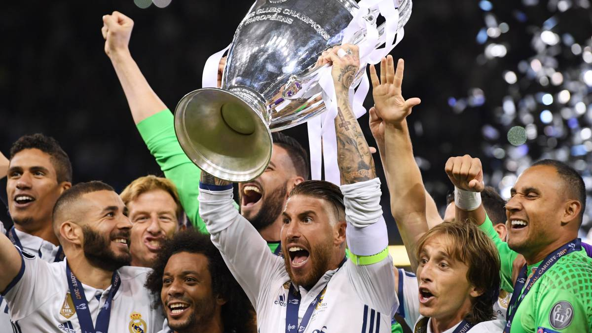 Real Madrid clinch their 12th Champions League