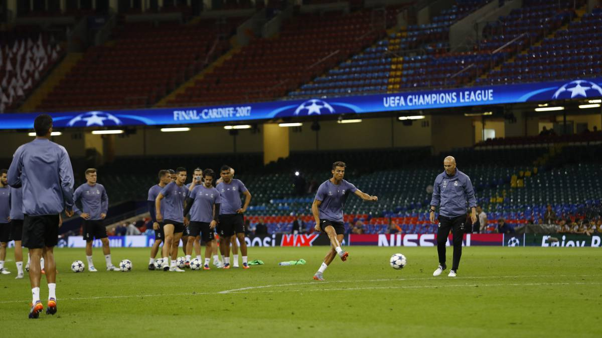 Real Madrid Champions League final news: Zidane, Ronaldo, Felix Brych